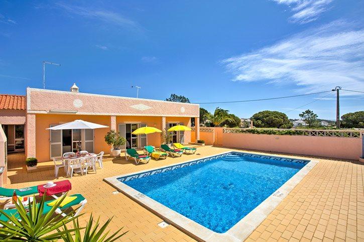 Villa Guita, Castelo, Algarve, Portugal