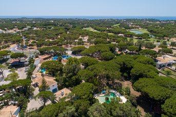Villa Hacienda, Vale do Lobo, Algarve, Portugal