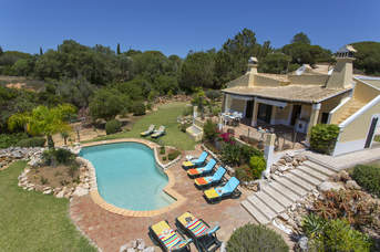 Villa Horta, Carvoeiro, Algarve, Portugal
