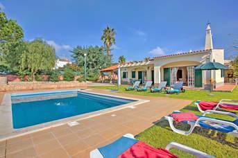 Villa Ines, Branqueira, Algarve, Portugal