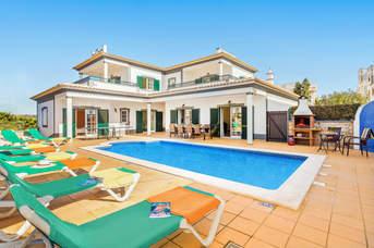 Villa Isa, Guia, Algarve, Portugal