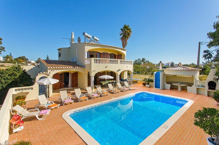 Villa Isabel, Carvoeiro, Algarve, Portugal