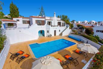 Villa Janelas, Carvoeiro, Algarve, Portugal