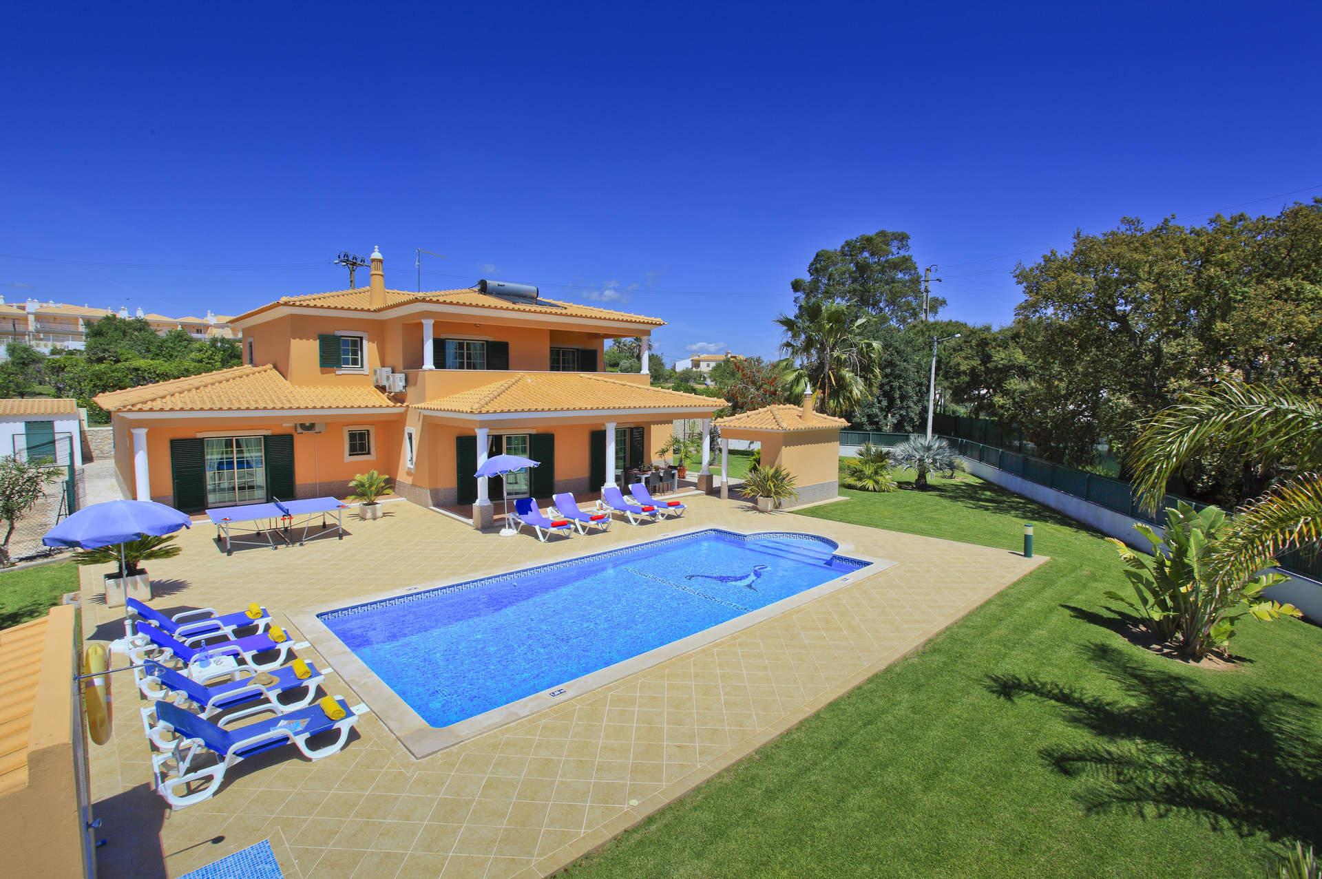 Villa Joao Paulo, Branqueira, Algarve, Portugal