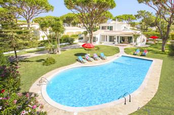 Villa Joliet, Vilamoura, Algarve, Portugal