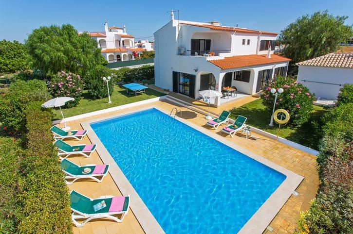 Villa Jorge, Castelo, Algarve, Portugal