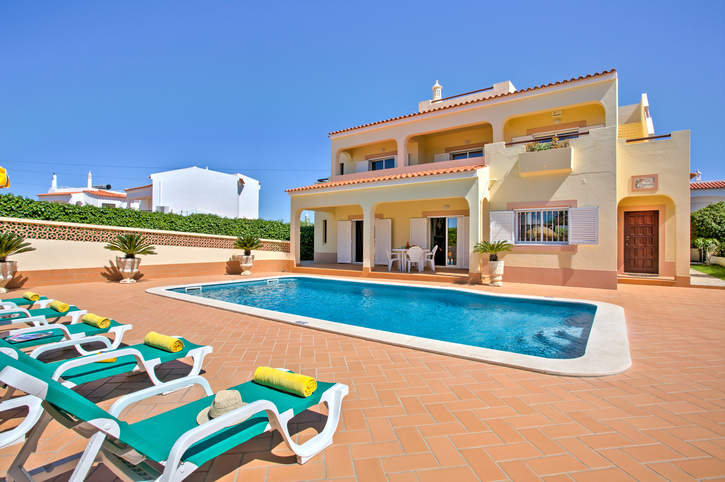 Villa Joy, Castelo, Algarve, Portugal