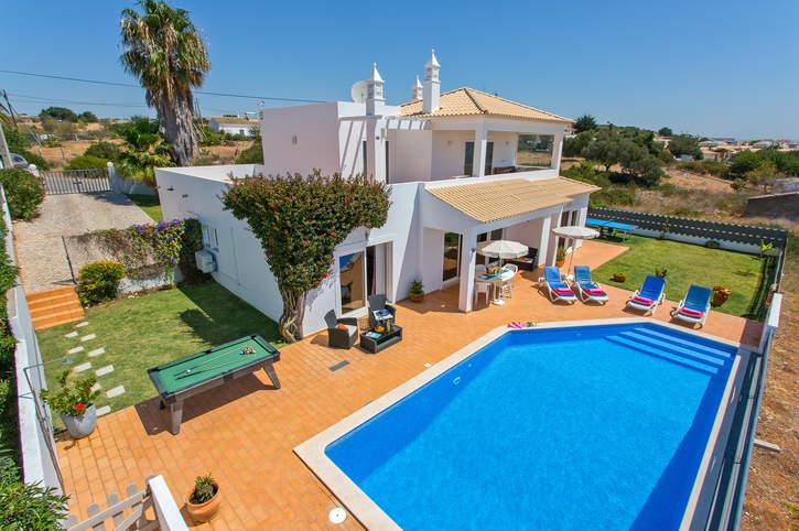 Villa Junico, Sao Rafael, Algarve, Portugal