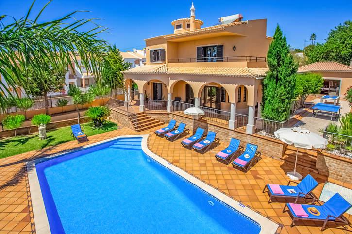 Villa Karlia, Gale, Algarve, Portugal