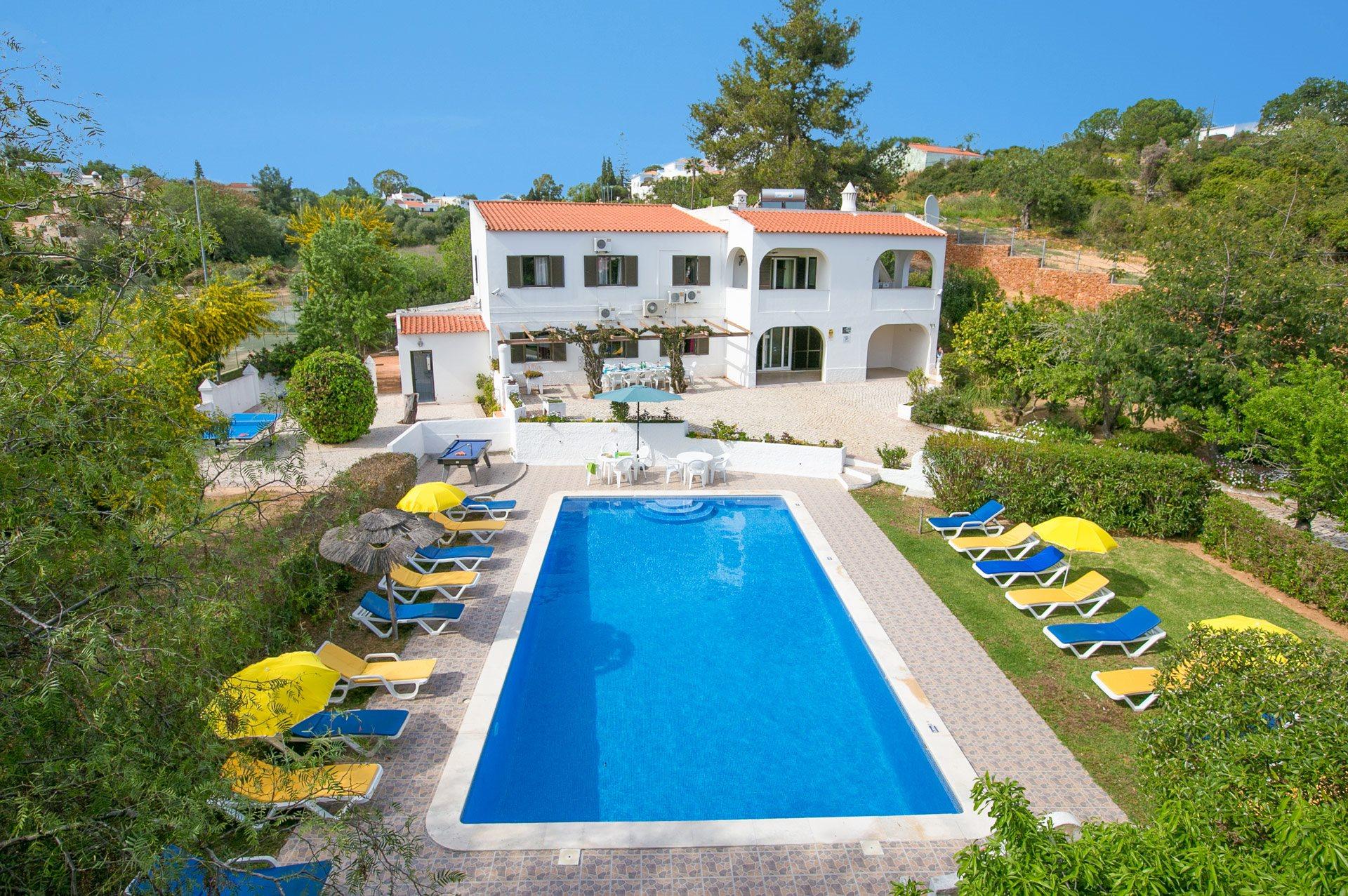 Villa Laranja do Sul, Carvoeiro, Algarve, Portugal