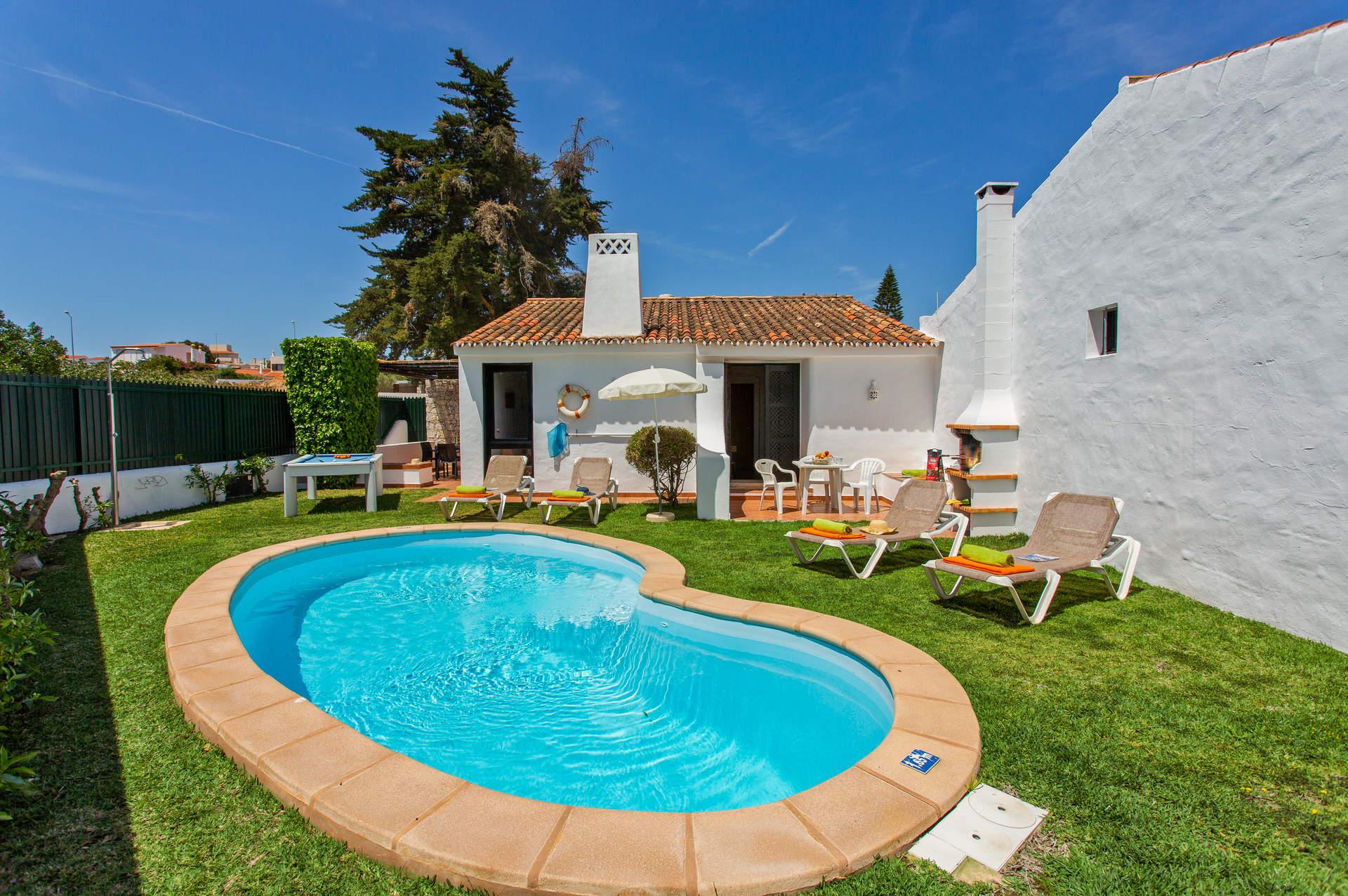 Villa Levante, Praia D'Oura, Algarve, Portugal