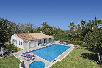 Villa Lora, Vilamoura, Algarve, Portugal