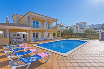 Villa Lucia Mar, Sao Rafael, Algarve, Portugal