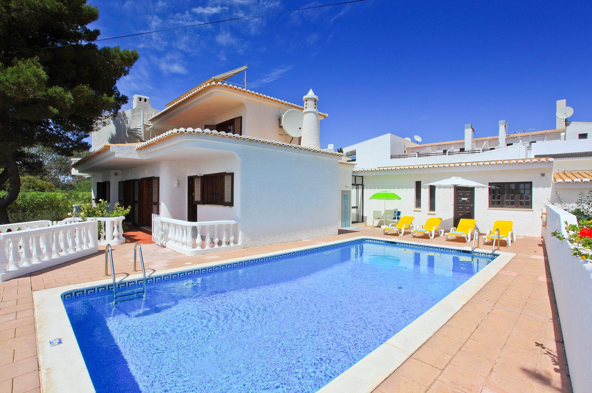 Villa Mabelle, Castelo, Algarve, Portugal