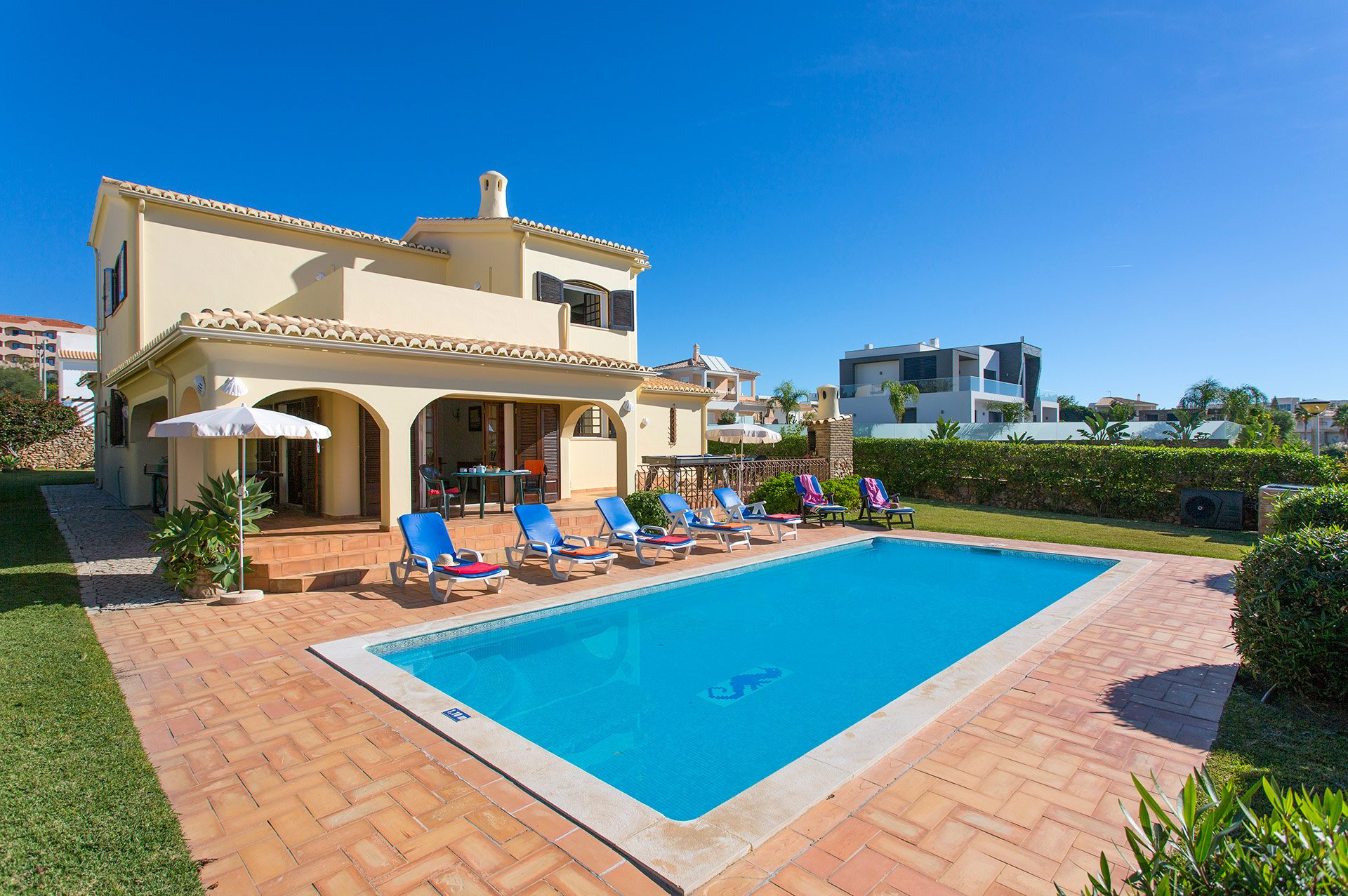 Villa Magali, Gale, Algarve, Portugal