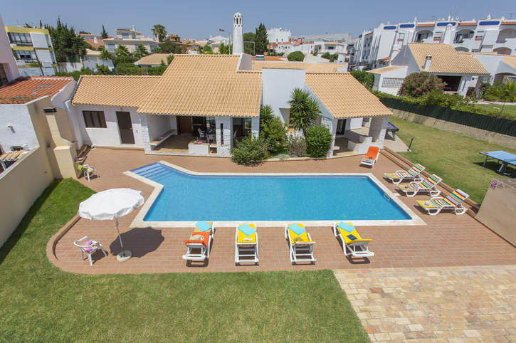 Villa Maralinda, Praia D'Oura, Algarve, Portugal