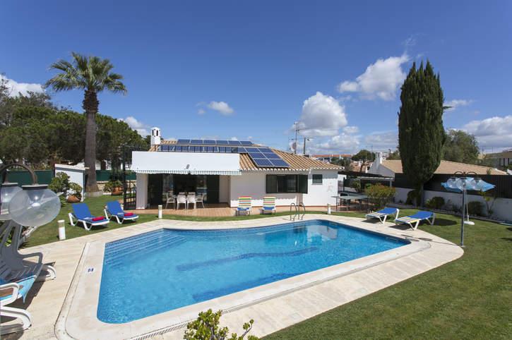 Villa Maria D'Oura, Praia D'Oura, Algarve, Portugal