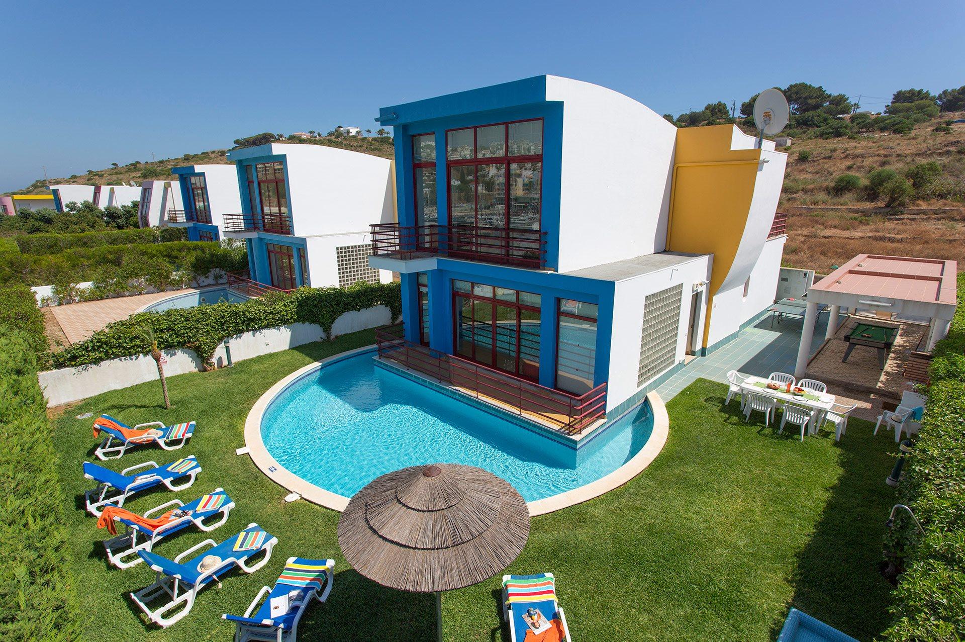 Villa Marina Azul, Albufeira, Algarve, Portugal