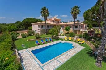 Villa Mar y Sol, Olhos D'Agua, Algarve, Portugal
