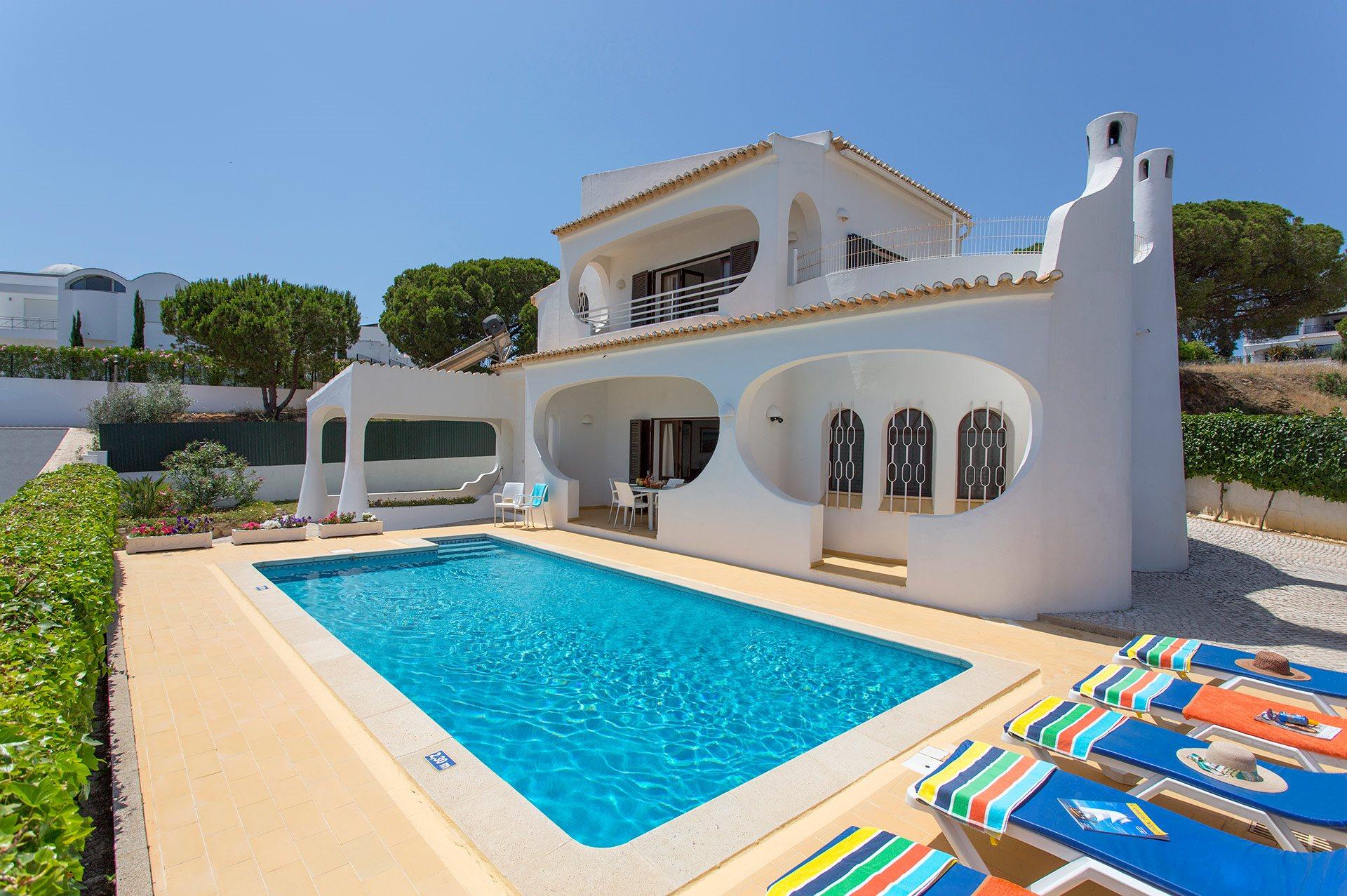 Villa Medeira, Castelo, Algarve, Portugal