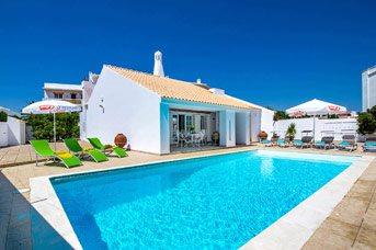 Villa Melanie D'Oura, Praia D'Oura, Algarve, Portugal