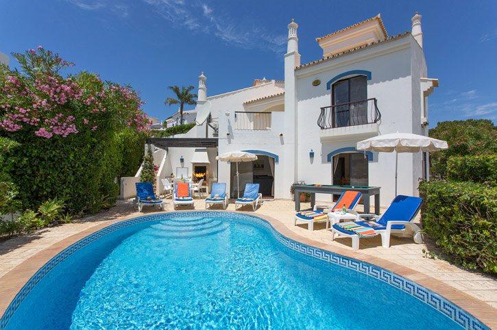 Villa Michelle, Vale do Lobo, Algarve, Portugal