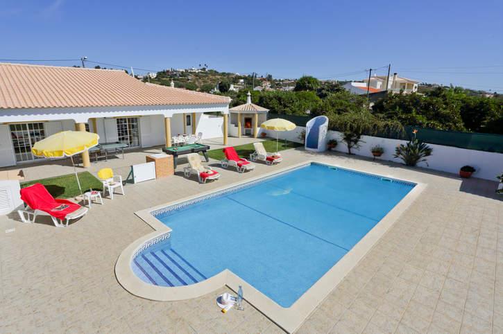 Villa Miguel, Castelo, Algarve, Portugal