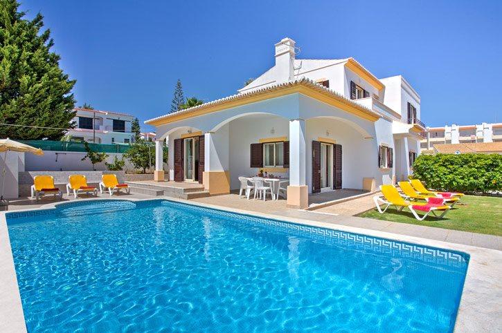 Villa Miraflores, Fort Sao Joao, Algarve, Portugal