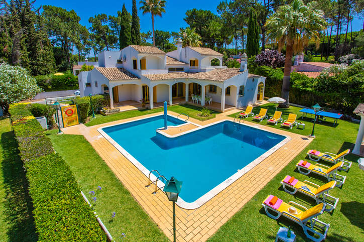 Villa Miralago, Vilamoura, Algarve, Portugal