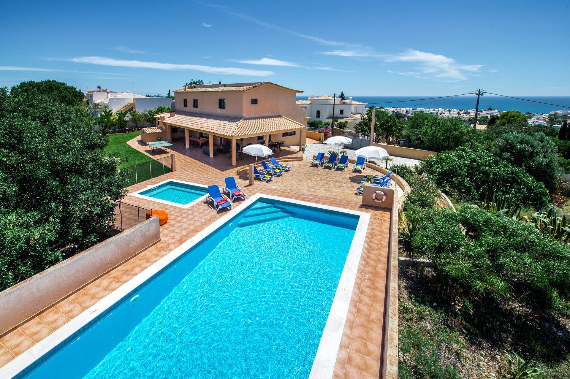Villa Miranda, Sao Rafael, Algarve, Portugal