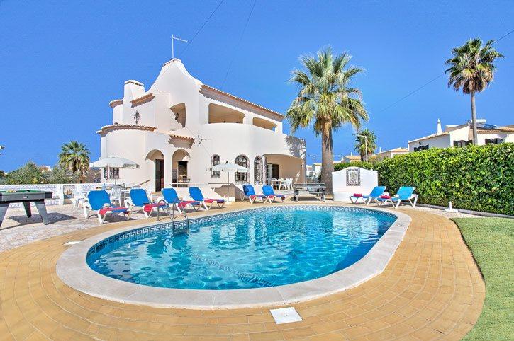 Villa Morais, Gale, Algarve, Portugal