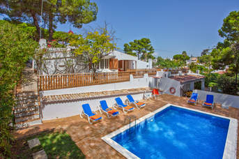 Villa Namibe, Branqueira, Algarve, Portugal