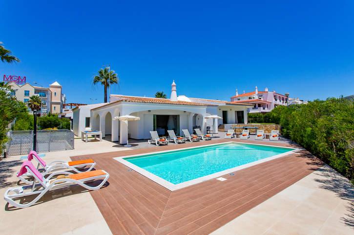 Villa Namora, Fort Sao Joao, Algarve, Portugal