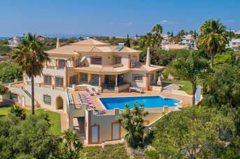 Villa Nenufa, Castelo, Algarve, Portugal