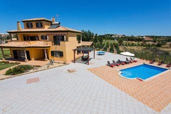 Villa Nincha, Branqueira, Algarve, Portugal