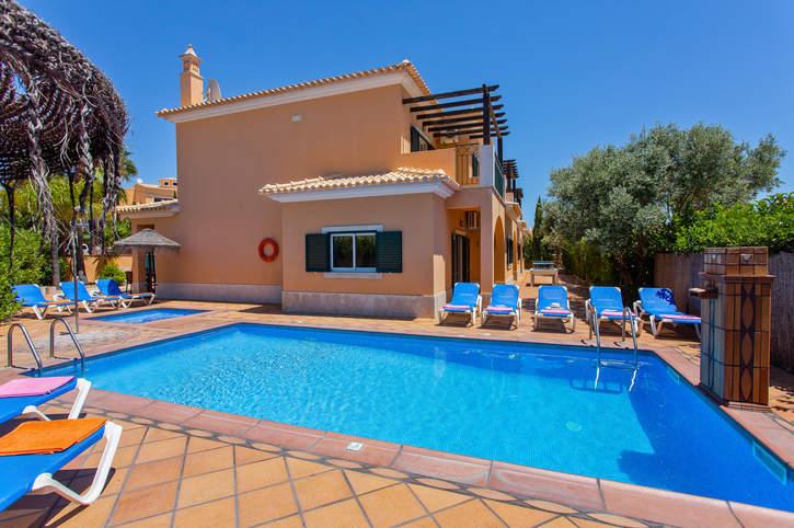 Villa Norcas, Gale, Algarve, Portugal