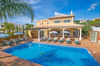 Villa Norvila 1, Gale, Algarve, Portugal