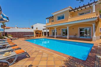 Villa Norvila 2, Gale, Algarve, Portugal