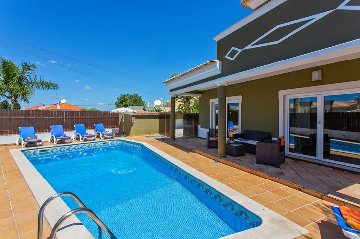 Villa Nova, Branqueira, Algarve, Portugal
