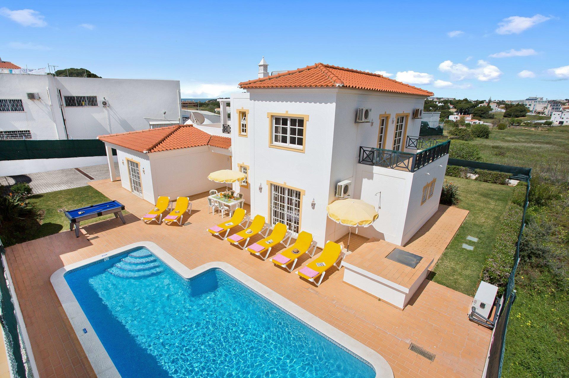 Villa Pacheco, Olhos D'Agua, Algarve, Portugal