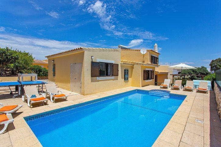 Villa Pateo, Albufeira, Algarve, Portugal