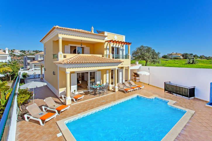 Villa Casa Pedro, Sao Rafael, Algarve, Portugal