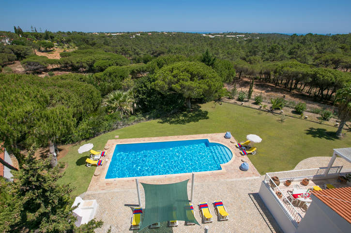 Villa Penrose, Vale do Lobo, Algarve, Portugal