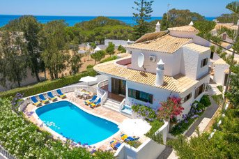 Villa Pine, Castelo, Algarve, Portugal