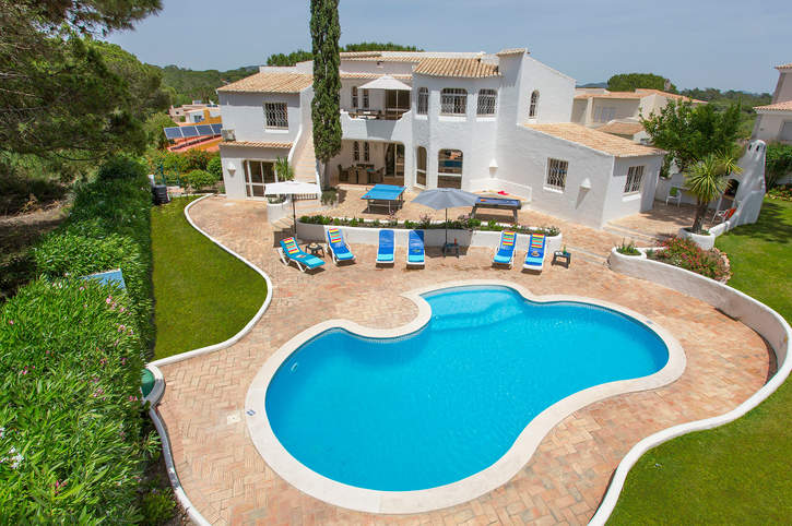 Villa Pinea, Quinta do Lago, Algarve, Portugal
