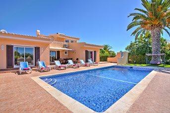 Villa Platano, Carvoeiro, Algarve, Portugal