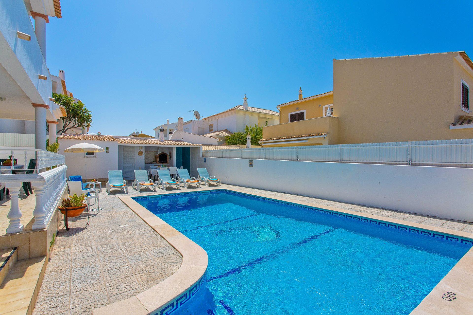 Villa Por Do Sol In Gale Algarve Villa Plus
