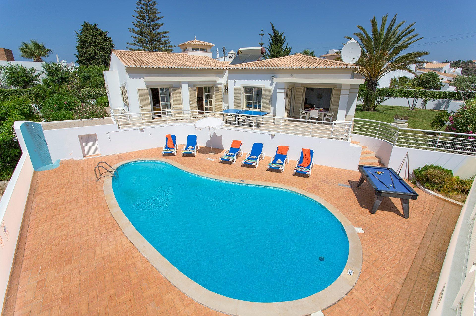 Villa Primavera, Sao Rafael, Algarve, Portugal