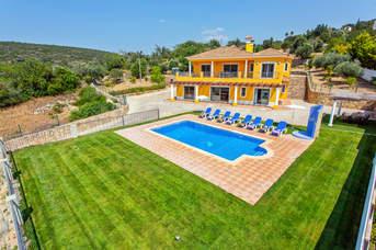 Villa Ribeiro Tomas, Loule, Algarve, Portugal