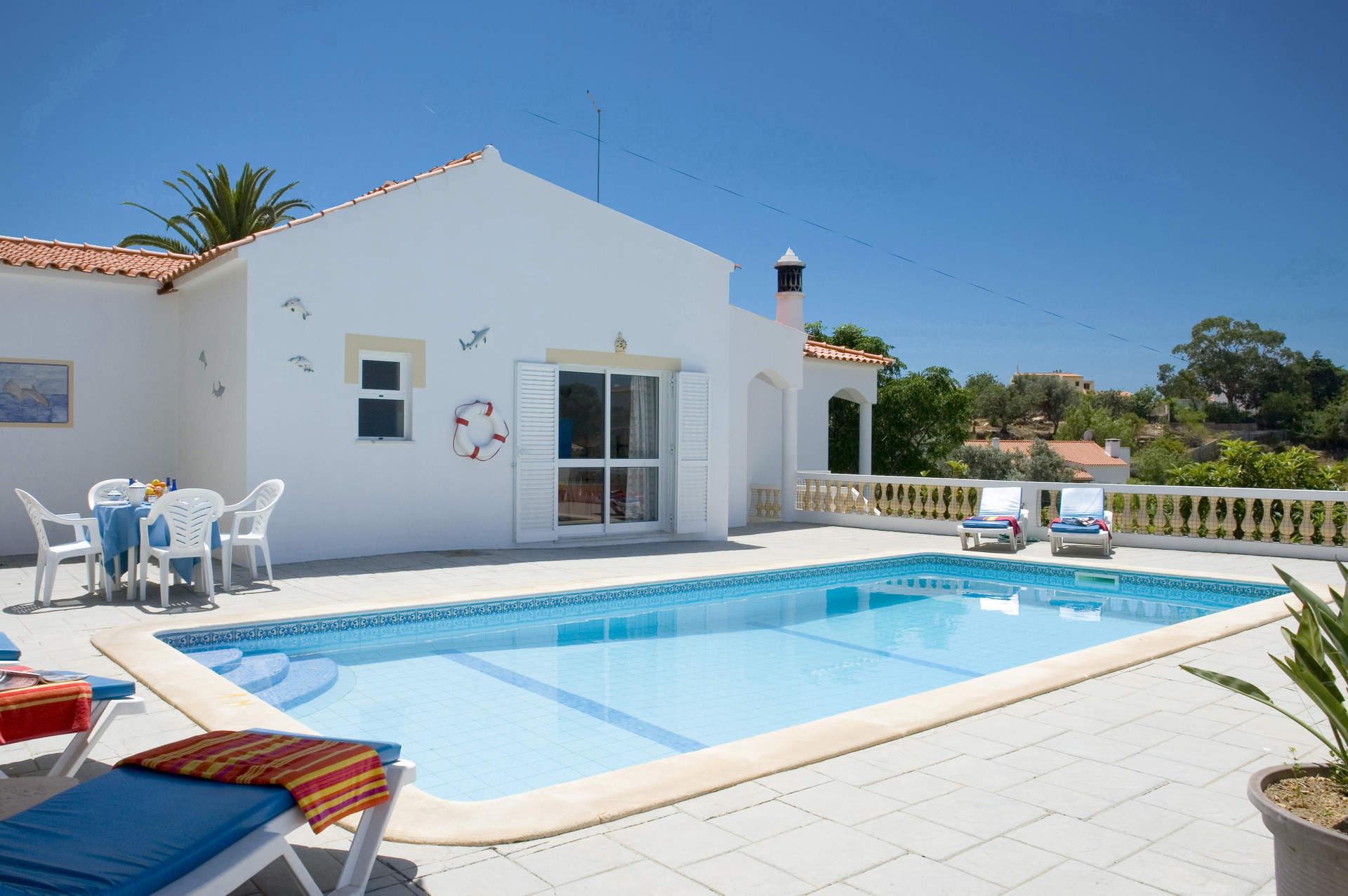 Villa Ricardo, Carvoeiro, Algarve, Portugal